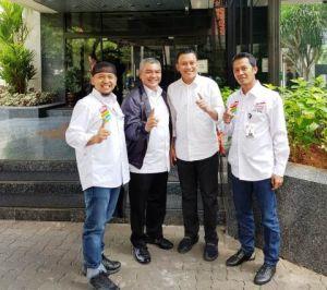 Tim 11 Kabupaten/Kota Sudah Terdaftar di KPU , Agus Roni: Suara Jokowi  Bakal Melonjak dari Pilpres