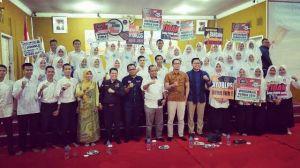 Road Show Pendidikan Politik, KOPIPEDE Ajak Mahasiswa STIKBA Sukseskan Pemilu Serentak 2019