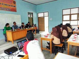Bawaslu Kota Jambi Ajak Siswa SMAN 7 Kota Jambi Awasi Pemilu