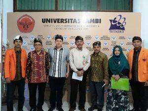 Apresiasi Adanya Beasiswa dari Pemprov Jambi , Ihsan Yunus: Semoga Tepat Guna