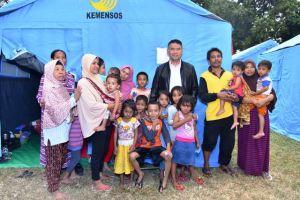 Apresiasi Kepedulian Masyarakat Jambi, Fasha Akan Serahkan Langsung Bantuan Gempa dan Tsunami Palu