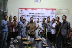 Dikunjungi Tokoh Masyarakat, Dukungan SAH Untuk DPR RI Semakin Besar