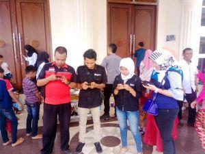 Pintu Ditutup, Panitia Wisuda Akbid Amanah Bungo Larang Wartawan Meliput
