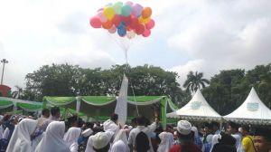 Pawai Ta'aruf Warnai FASI XVII Tingkat Kota Jambi