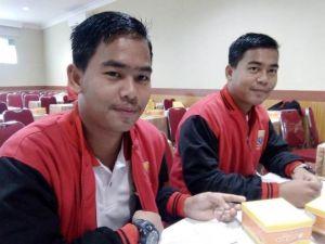 Si Kembar dari Batanghari Siap Harumkan Nama Baik Provinsi Jambi di Popwil Aceh