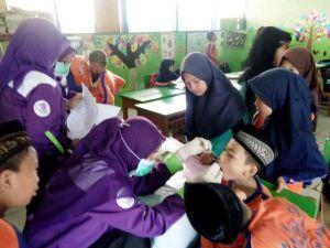 Lakukan Pemeriksaan Indeks Kebersihan Mulut, PDGI Targetkan 1000 Siswa SD di Kota Jambi
