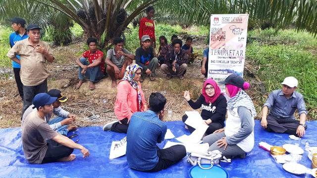 Cek Kepastian SAD Masuk DPT di Muara Tabir Tebo, KPU Temukan 11 Orang Belum Terdaftar