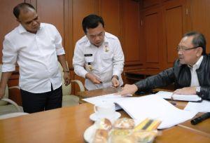 Rp3,5 M untuk Geopark,  Bupati Juga Paparkan Pelebaran Jalan Lintas Sumatera