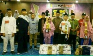 Inilah Pemenang Lomba 1.000 Anak Tahfidz Insan Madani ke-4 Se Sumatera