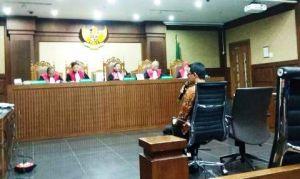 Jaksa Tanya Sebab Dodi Tinggalkan Jabatan Kadis PU, Zola Jawab Begini
