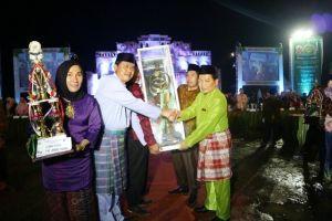 Sekda Budidaya Tutup MTQ ke-49 Tingkat Kota Jambi, Telanaipura Juara Umum