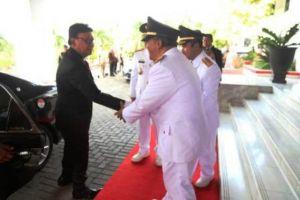 Tiba di Kampus IPDN, Mendagri akan Dampingi Wapres JK Lantik 1.994 Muda Praja IPDN