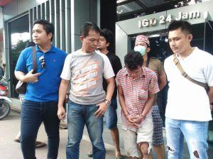Tujah Korban 3 Kali, Preman Pasar Kota Jambi Ini Diterjang Timah Panas