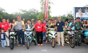 H Al Haris Tutup Kejurda Road Race Bupati Cup 2018