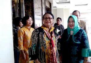 Menteri PPPA Sebut Kekerasan Terhadap Perempuan  Sangat Tinggi, Makanya Ia Datang ke Jambi