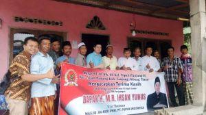 Ihsan Yunus Reses ke Tanjabtim, Warga: Kami Bangga Ada Wakil Kami di Senayan