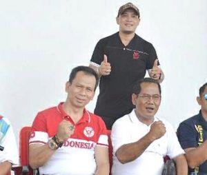 Di Kerjurnas Atlet Dayung Jambi Sudah Raih 3 Emas, 3 Perak dan 1 Perunggu. Drg Iwan: Terus Semangat