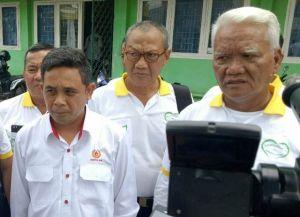 Jelang Porprov Jambi, KONI Kota Jambi Mulai Distribusikan Atribut para Atlet