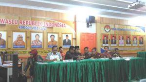 Majelis DKPP RI Perintahkan Laporkan Ketua PPK dan Ketua Panwascam ke Polisi