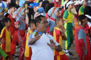 Lomba Senam Diskepora Provinsi Jambi Resmi Ditutup, Ini Para Pemenangnya