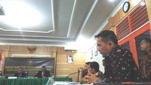 Asnawi Sarankan Pencatutan Nama Pimpinan KPU Kota Jambi dan Bawaslu Dilapor ke Polisi