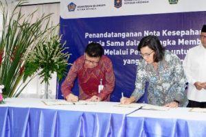 Tingkatkan Kesadaran Pajak, Menkeu Gandeng 4 Kementerian Ini Kerjasama