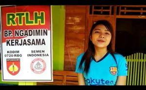 Mbak Siti Ingin Menjadi Persit