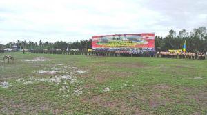 Jenderal TNI Mulyono Apresiasi Semangat Gotong Royong di TMMD sebagai Kekuatan Bangsa