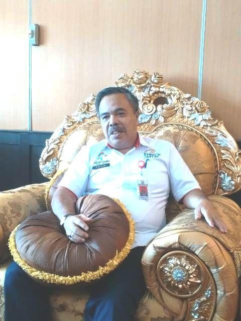 Kepala Badan Kepegawaian Daerah (BKD) Provinsi Jambi Husairi