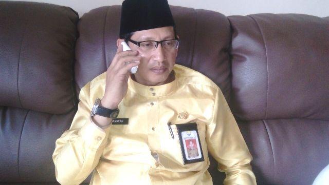 Kepala Biro (Karo) Humas dan Protokol Provinsi Jambi Johansyah
