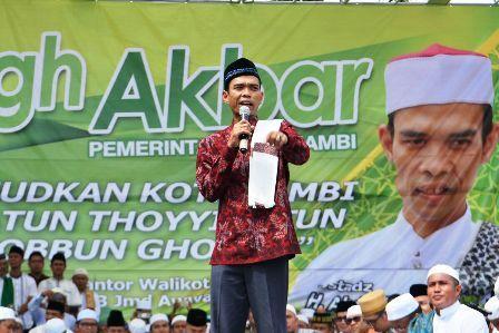 LSI Denny JA Rilis Ulama Berpengaruh, UAS Posisi Teratas