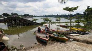 Sayangkan Proyek 5 Miliar Jogging Track Tenggelam Karena Banjir, DPRD Kota Jambi: Harus Ada Solusi