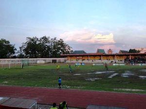 Kota Jambi Pesta Gol Atas Kabupaten Tebo dengan Skor 5-0