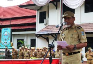 Wabup Merangin Ingatkan Komitmen OPD Susun RKA 2019 dan Renstra 2019-2023