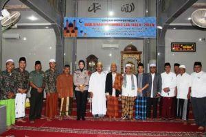 Masjid Nurul Iman Srikayang Gelar Peringatan Maulid Nabi Muhammad SAW