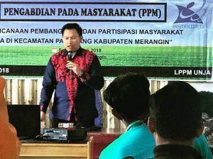 Pentingnya Perencanaan Pembangunan Bagi Aparatur Desa Muaro Belengo Kecamatan Pamenang
