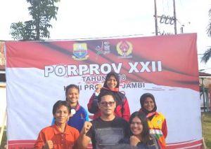 Bungo Jawara Panjat Tebing dengan 19 Medali, Kerinci Runner up