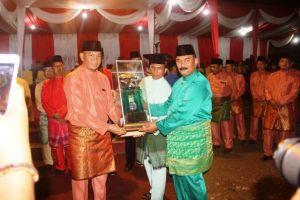 Kecamatan Pengabuan Juara MTQ ke-48  Tingkat Kabupaten Tanjung Jabung Barat