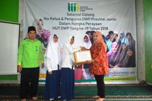 Neta Dianto Harap Yayasan Insan Madani Hasilkan Anak Soleh dan Soleha