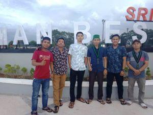 Penampilan Baru Lapangan Sriwijaya Diapresiasi Masyarakat, HMI Sarolangun: Mari Kito Jaga Bersamo
