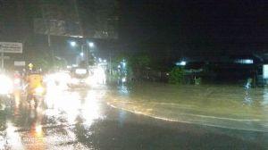 Nah.. Banjir Rendam 3 Blok di Lapas Jambi