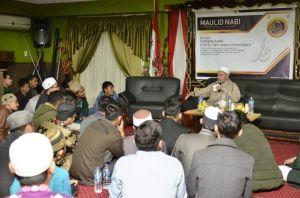 Mahasiswa Jambi di Mesir Sukses Gelar Maulid bersama Masayikh Azhar