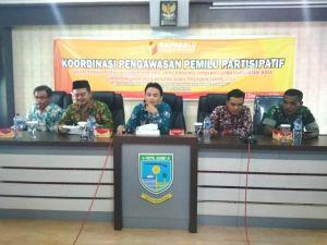 Panwaslu Kecamatan Telanaipura Gelar Sosialisasi Pengawasan Partisipatif