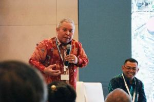 Bupati Tanjung Jabung Barat Didaulat Jadi Pembicara Konferensi Tingkat Dunia