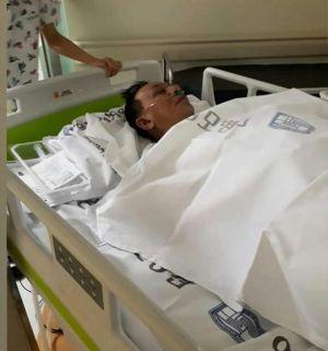 Dinas Ke Korea, Sekda Provinsi Jambi M Dianto Dilarikan ke Rumah Sakit