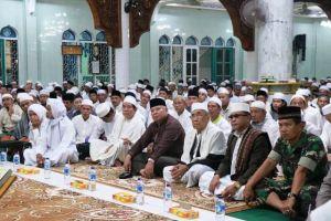 Malam Pergantian Tahun, Pemkab Tanjung Barat Gelar Tabliqh Akbar dan Zikir Bersama