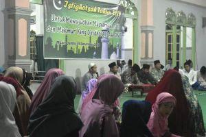 Prima DMI Kabupaten Muaro Jambi Mengadakan Istighotsah, Malam Tahun Baru Bersama Masyarakat Mestong