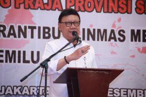 Berbeda Pilihan Politik di Pilpres dan Pileg, Mendagri Harap Tetap Komitmen Jaga Persatuan