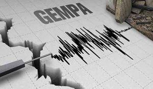 Maluku Tenggara Barat Diguncang Gempa 5,7 SR