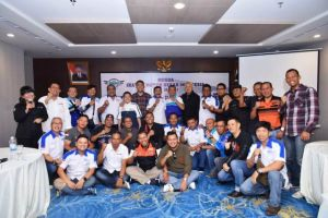 Fasha Terpilih Menjadi Ketua Ikatan Motor Besar Indonesia Jambi